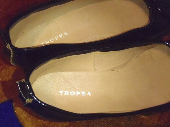 Zapatos Tropea Mujer 37 Impecables!!!
