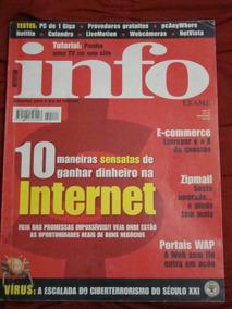 Revista Info -10 Maneira Sensatas De Ganhar Dinheiro Na ...