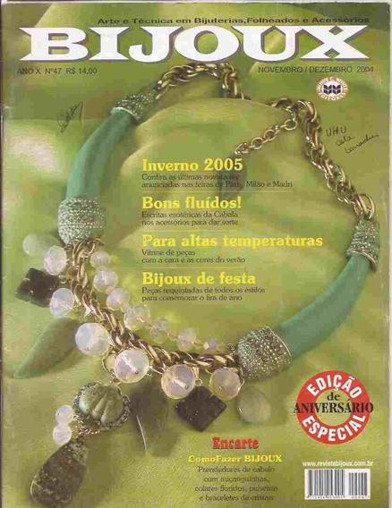 Arte E Técnica Em Bijuterias Folheados Acessórios Bijoux 47