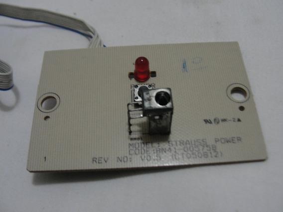 Placa Sensor Cr Led Power Bn41-00575b Samsung Pl42e71s