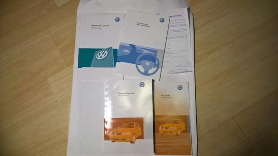 Vw Gol G4 2012 Manual Proprietario 0k
