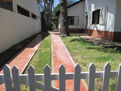 Aguas Verdes Alquiler Casa Chalet P/6 Personas