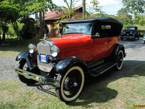 Ford Otros Modelos Convertible