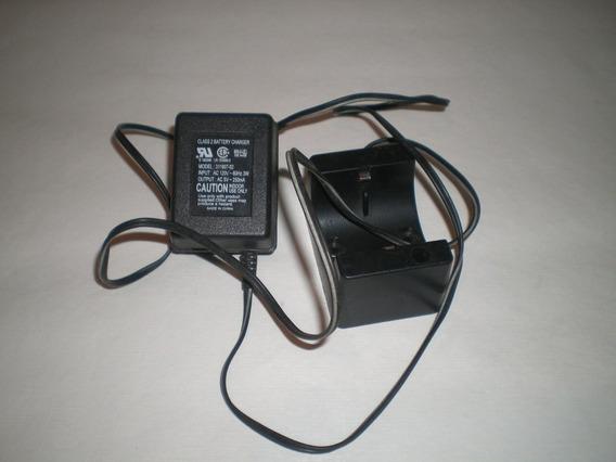 Carregador De Bateria Modelo: 311907-02 In:120v Out:5v-250ma