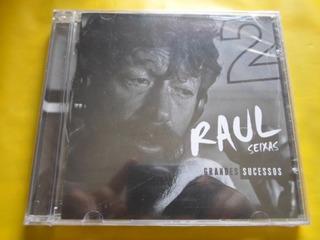 Cd Raul Seixas / Grandes Sucessos 2 / Novo