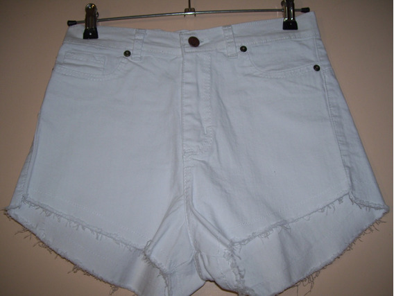 Short Jeans Elastizado Mujer Primera Marca!!