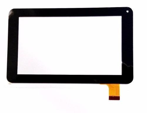 Tela Vidro Touch Tablet Tectoy Disney Tt-1720 Tt1720 Preto