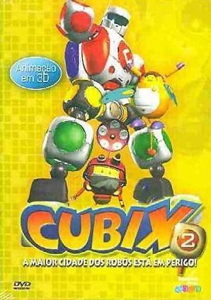 Cubix 2 - Dvd - Madeleine Blaustein - Andrew Rannells
