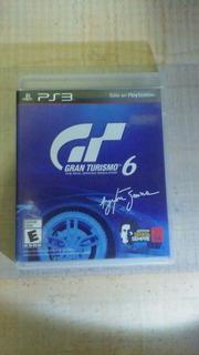 Gran Turismo 6 Para Ps3 Nuevo!
