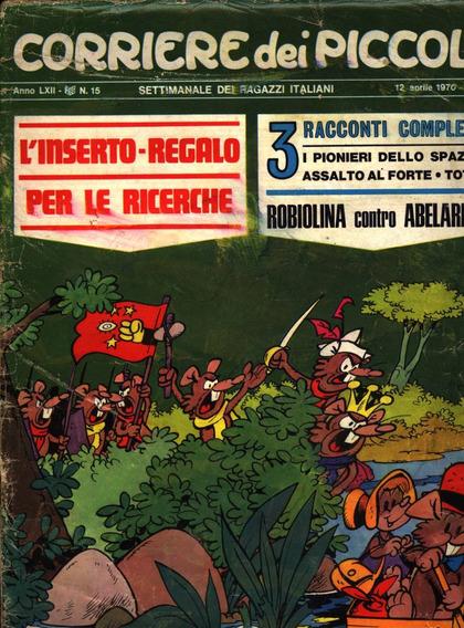 Revista Corriere Dei Piccoli