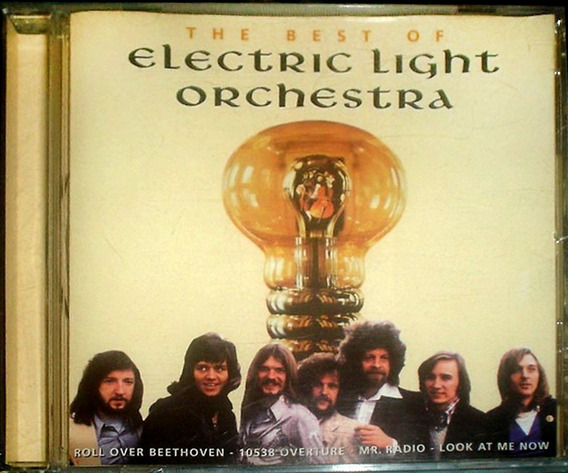 Electric Light Orchestra The Best - Holanda 1996