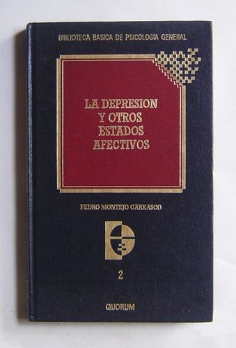 La Depresión Y Otros Estados Afectivos / Montejo Carrasco