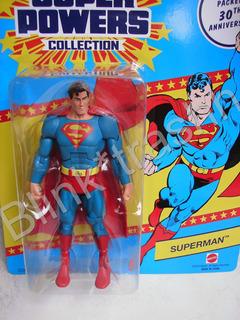 Superman Figura Dc Universe Super Powers Mattel Original