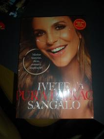 Livro Ivete Sangalo Lacrado 4646755