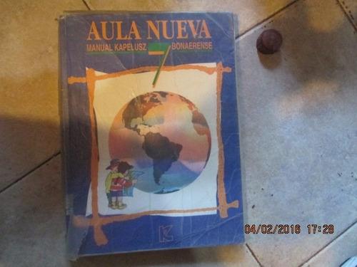 Aula Nueva Manual Kapeluz 7 Bonaerense