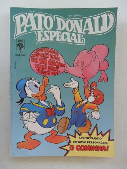 Pato Donald Especial! Vários! E.abril 1989-90! R$ 15,00 Cada