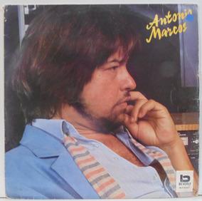 Lp Antonio Marcos - Arrependimento - 1992 - Beverly
