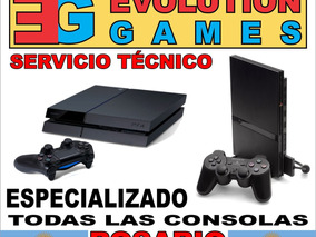 Reparacion Ps2 Ps3 Ps4 Psp Wii Xbox360 One Servicio Tecnico