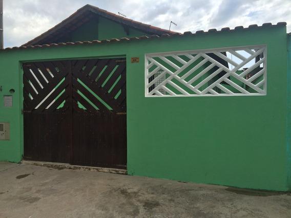 Casa Em Mongaguá - Disponível Para O Ano Novo