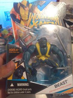 Marvel Universe Serie Wolverine Y Los X Men Beast