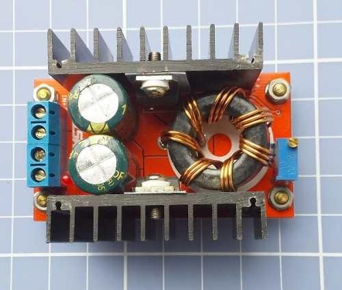 10x Conversor Tensao Dc/dc Step-up 01 De 12v Para 24v 150w