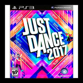 Just Dance 2017 Ps3 Acreditacion Inmediata Oxxo