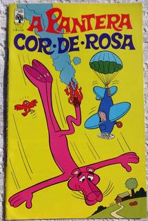 Hq: A Pantera Cor-de-rosa Nº 22: Inspetor Vivaldo - 1977