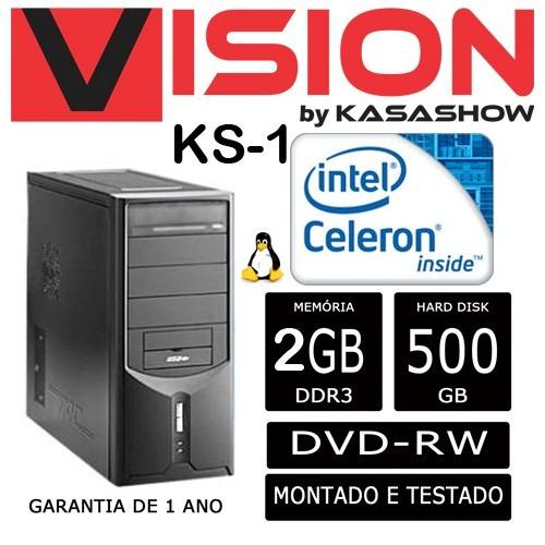 Computador Desktop Ks-1.