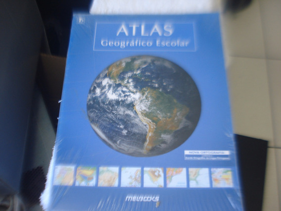 Atlas Geográfico Escolar Melbooks