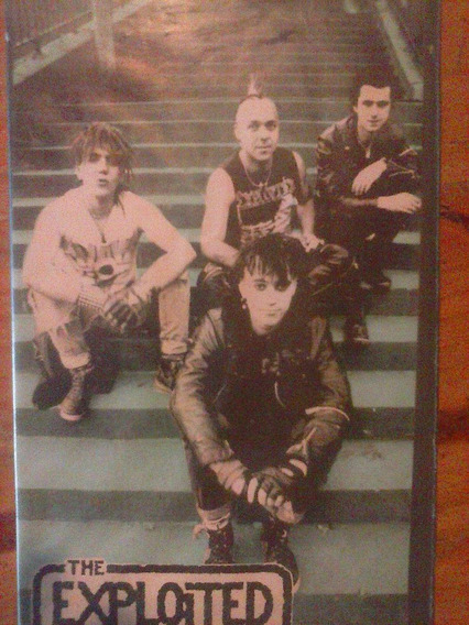 Exploited Sexual Flavours Video Vhs Original