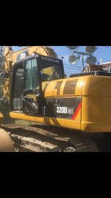 Excavadora 320d Me ( Maxima Excavacion Y Carga )
