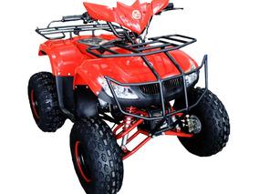 Quadriciclo 125cc Automático Com Ré Aro 8 Bz Áquila