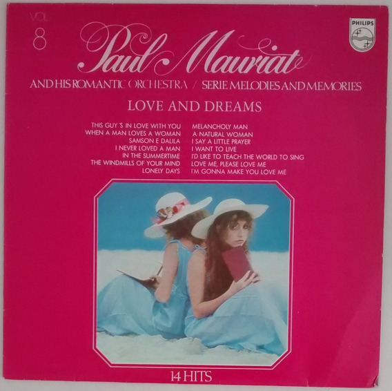 Paul Mauriat - Vol. 8: Love And Dreams - 14 Hits