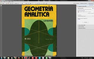 Geometría Analítica Charles H. Lehmann - Limusa, 1989