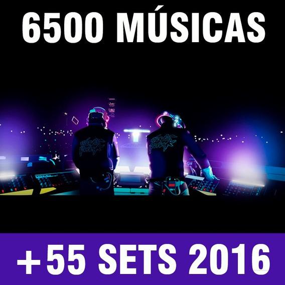 Super Kit Dj 6500 Músicas 2016 Com Frete Gratis - Imperdivel