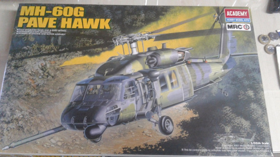 22-1/35 Helicóptero Mh-60g Pave Hawk