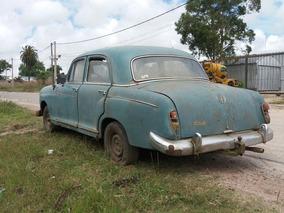 Mercedes 1961 190d Muy Sano No Taxi Al Dia Sin Deuda 1961