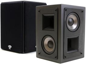 Caixa Thx Surround 100w/ 8ohms Klipsch Ks-525 (par)