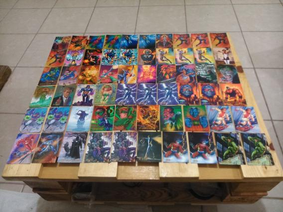 105 Pepsi Cards. Dc Comics
