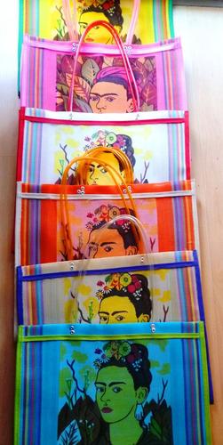 Cartera De Frida Kahlo Mexicanas Importadas