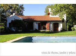 Z Norte Dueño Alquila Casa/quinta P/6p Pileta Jacuzzi