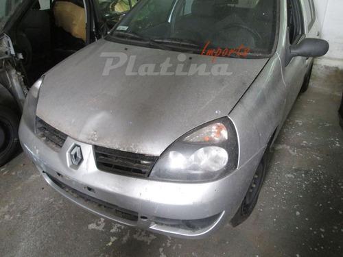 Sucata Renault Clio 2010 - Para Retirada De Peças