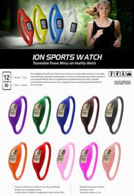 Relógio Pulseira Silicone Led Digital Sport Prova Dágua