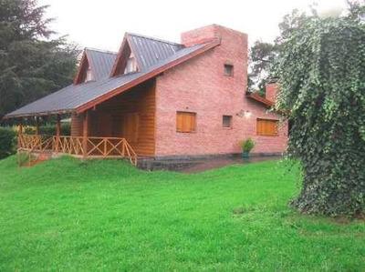 Casa Sierra De Los Padres. 5 Ambientes