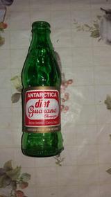 Garrafa De Guarana Antactica Diet Pequena Antiga