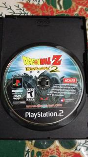 Dragon Ball Budokai 2 Para Ps2