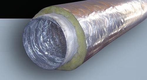 Conducto Flexible Aislado Diametro 15cm Largo 7.5 Metros