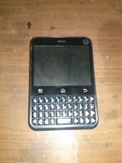 Celular Motorola Back Berry A Revisar
