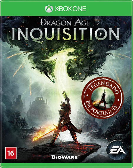 Dragon Age Inquisition - Xbox One - S. G.