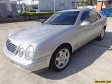 Mercedes Benz Clase Clk